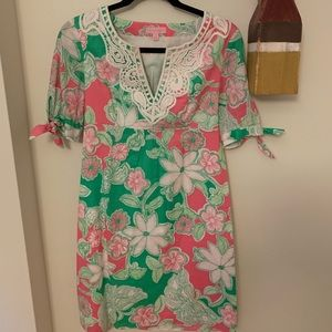 Lilly Dress with Embroidery